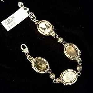 Brighton memory lane photo bracelet